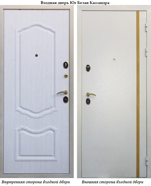 выбрать входную дверь квартиры