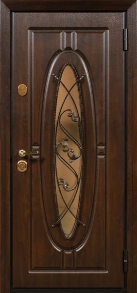 входная металлические дверь
