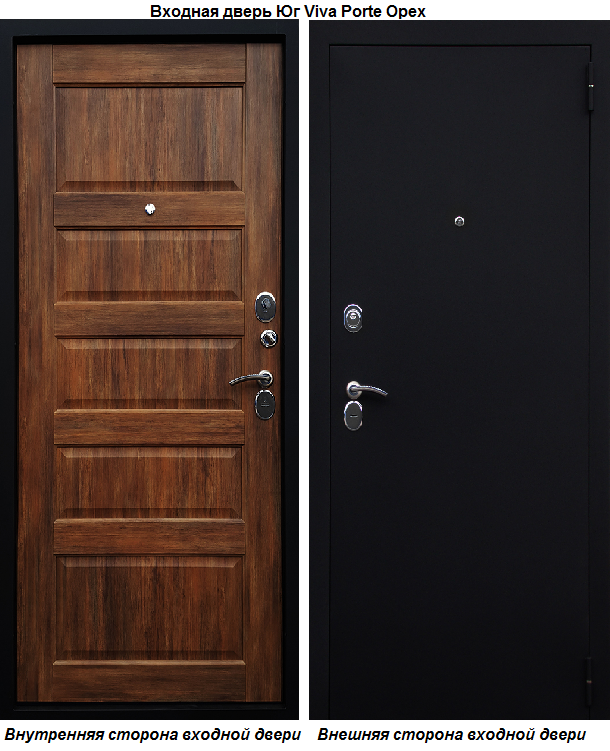 вторая входная дверь нужна