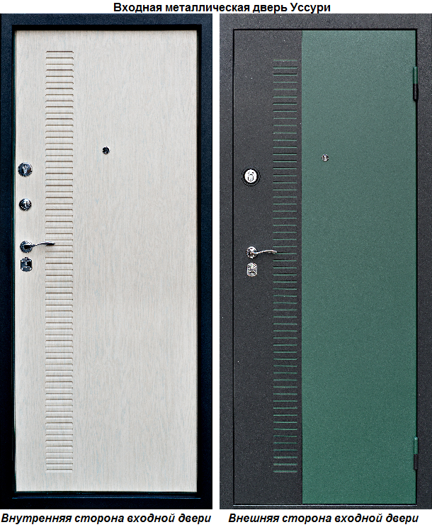 купить металлическую дверь с повышенной шумоизоляцией